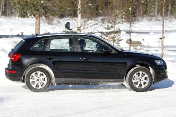 Рестайлинг для Audi Q5