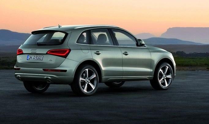 После обновления Audi Q5 стал дороже