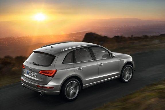 Производители Audi рассказали об обновленном Q5