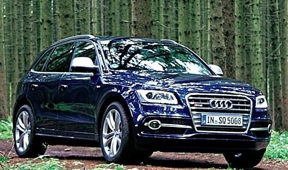 Роботы уходят на второй план в Audi Q5