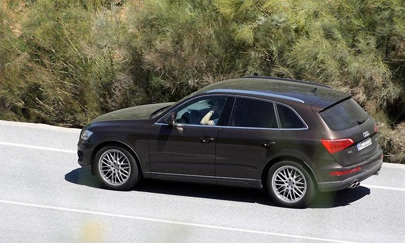 «Заряженный» Audi Q5