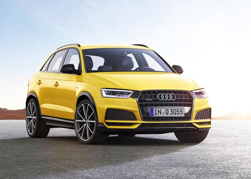 Сравниваем Audi Q5 и Audi Q3, какая лучше.