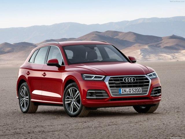 Пробуем Лаунч контроль на Audi Q5 2017