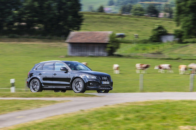 Audi SQ5 TDI от ателье ABT Sportsline