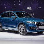 Обзор Audi Q5 на Парижском автосалоне 2017 (Видео)