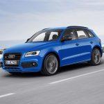 Мощный дизельный кроссовер Audi SQ5 TDI plus