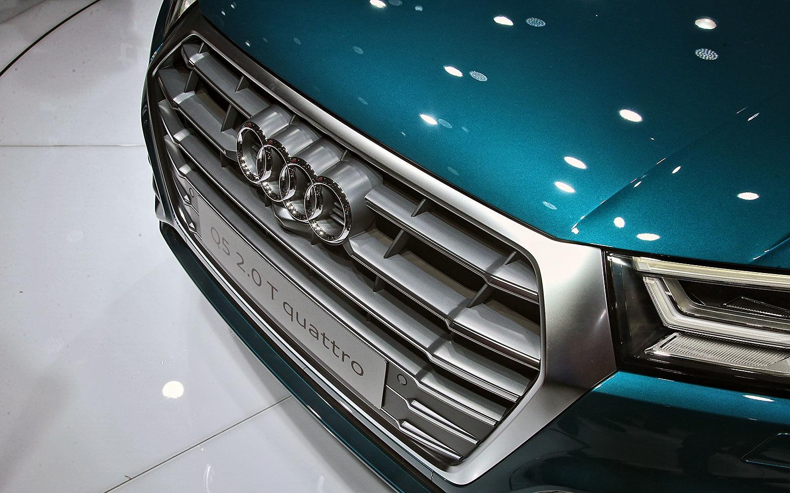 Обновлённый Audi Q5 2.0 T quattro