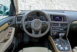 Отзыв 14 тыс. автомобилей Audi