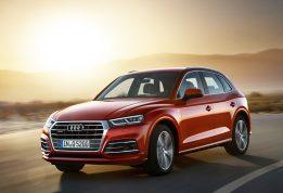 Сравниваем Audi Q5 и Volkswagen Touareg+видео