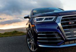 Audi Q5 уже скоро выпустят с RS 5 и 450-л.с V-6