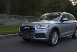 Новый привод Audi Q5 2018  может узреть будущее